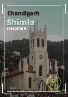 Christ Church at Shimla: Shimla Tour Package